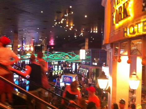 Casino at New York, New York